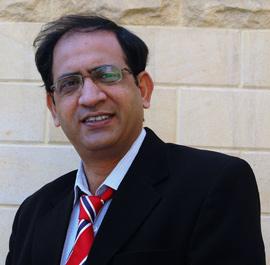 Sir Tariq Shahzad